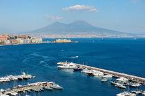 Naples. Italy by Tania Lerro