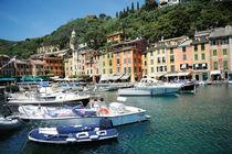 Portofino, Italy by Tania Lerro