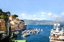 Portofino, Italy von Tania Lerro