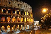 Colosseum, Rome by Tania Lerro