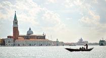 Venice panoramic view by tanialerro