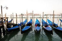 venetian gondolas, venice by tanialerro