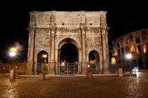 Arch of Constantine, Rome by Tania Lerro