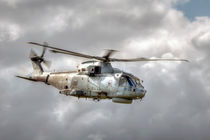 Royal Navy Merlin by Steve H Clark Photography