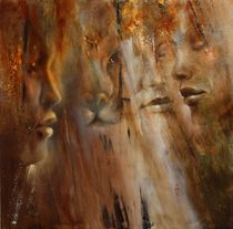faces by Annette Schmucker