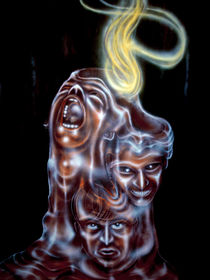 Melting Candle von LEIGH ODOM