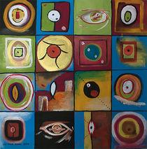 Kaleidoskop von Frank Xavier