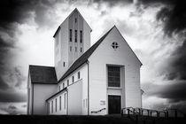 Skalholt Kirche Island von Matthias Hauser