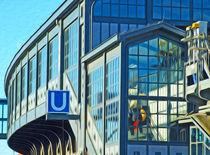 HamburgDigitals – U-Bahn Baumwall - © adMeyer von Christian Meyer-Pedersen