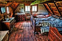 Altes Schlafzimmer by Helmut Schneller
