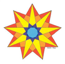 SUNDANCER STAR by tehaya