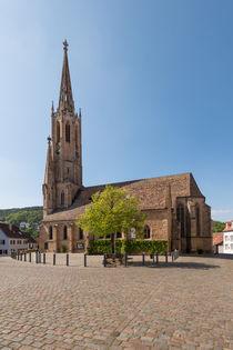 Schlosskirche Bad Dürkheim 7 von Erhard Hess