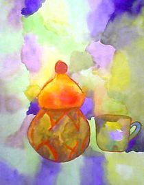 Tea set von nellyart