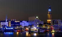Blue Port Hamburg von fotolos