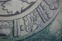 Mayan Motif by Marlene Coble