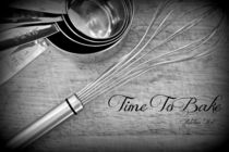 Time To Bake by Clare Bevan