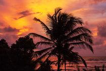 Sunset - Sonnenuntergang by Jörg Sobottka