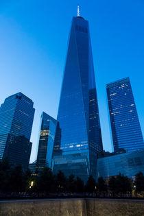Freedom Tower at Dusk von Ed Rooney
