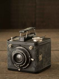 Kodak Brownie Box Camera by Edward  Fielding