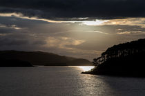 Sonnenuntergang in Shieldaig by Andreas Müller