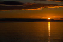 """Sonnenuntergang auf """"Isle of Skye"""" von Andreas Müller"""