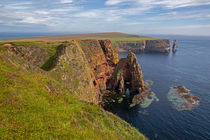 Duncansby Stacks - Scotland by Andreas Müller