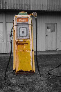 Die letzte Tankstelle von Andreas Müller