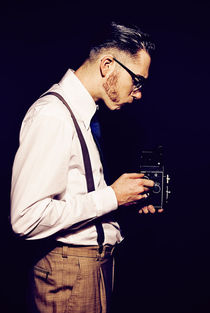 Der Fotograf by gibleho