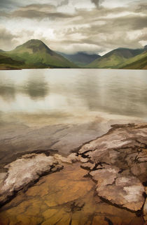 Wastwater in Cumbria by Pete Hemington