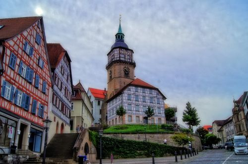 Kirche-backnang-hdr