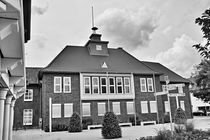 Das Rathaus Monheim am Rhein von leddermann
