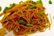 Chinesisches Essen  -  Nudeln von leddermann