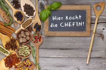 Hier kocht die CHEFIN by Thomas Klee