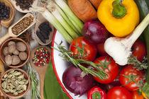 Gemüse, Kräuter und Gewürze II von Thomas Klee