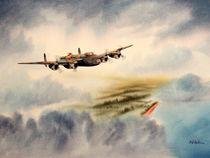Avro Lancaster von bill holkham