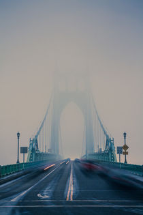 St. Johns Fog by Cameron Booth