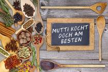 Mutti kocht doch am besten by Thomas Klee