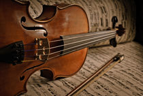 Violine by Oliver Helbig