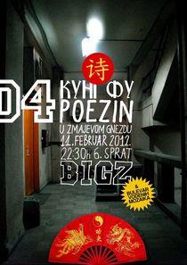 Kung Fu Poezin 04 von Dragana Nikolic
