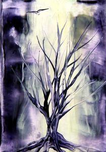 Baum by megina-art