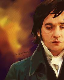 Mr Darcy  by athena