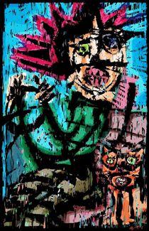 Driving Mr Kitty von brett66