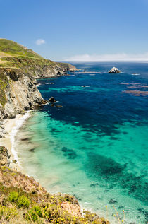 Pazifikküste by caladoart