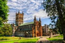 Buckfast Abbey von Stephen Walton