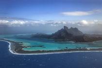 Bora Bora Lagoon von Norbert Probst