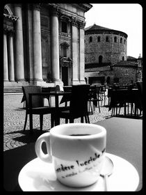 Pausa caffè by BARBARA CHMIELEWSKA