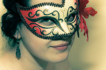 Beyond the Mask #01 by loriental-photography