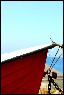 Red Boat by BARBARA CHMIELEWSKA