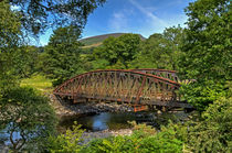 Railway Bridge by Roger Green