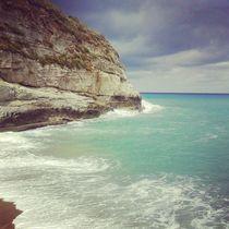 Tropea beach von BARBARA CHMIELEWSKA